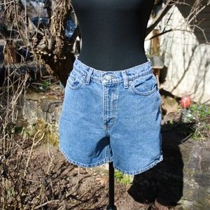 "Vtg. Ralph Lauren ""High Waist"" Shorts 8 Short"